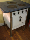 nr. 433 Electric Calor cooker